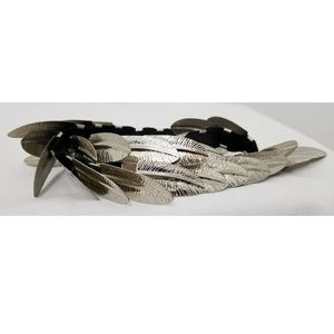 Feather Stretch Belt